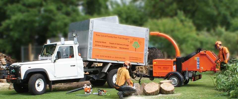 Tree Surgeon Services